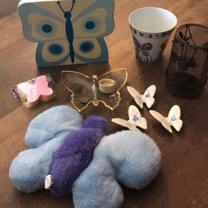 Other - Butterfly misc. items